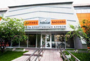 Pride Club on Timiryazevskaya: descripción, servicios y comentarios