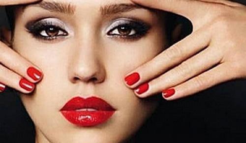 Make Up Für Dunkle Haare Und Dunkle Augen Dunkles Haar Und Braune