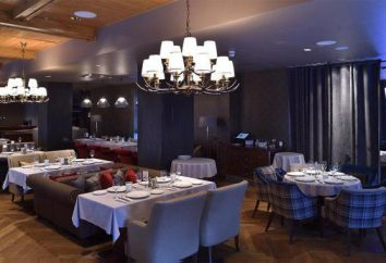 """Rossinsky"" (restaurant, Ufa): Adresse, menus, avis. le restaurant prime Rossinsky"