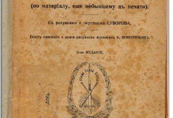 « La science de la Victoire » Aleksandra Vassiliévitch Suvorova