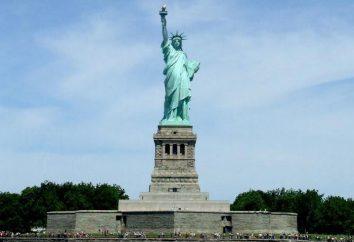 Kto dał Ameryce Statuę Wolności? Jak korzystać Statuę Wolności?