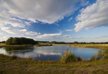 Blue Lake (Ufa): ein einzigartiges Naturerbe
