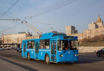 Filobus di Mosca: la storia, la descrizione del programma di rete