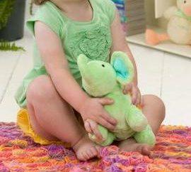 Comment choisir une couverture de bébé et le coudre comme une technique de patchwork?