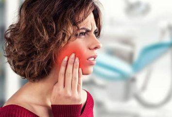 Wierzchołkowe przyzębia: objawy, diagnostyka, leczenie