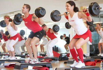 """""""Ferro quente"""": comentários, programas, contra-indicações, tipos de exercícios"""