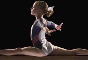 Gimnastyczne tańce dla dzieci. Plusy i minusy gimnastyki