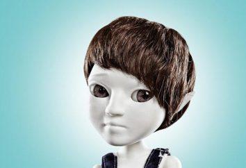 Como costurar uma boneca com a ajuda de fundos disponíveis?