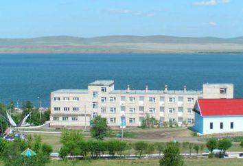 """""""Jezioro Shira"""" (spa) zabiegi, zdjęcia, opinie"""