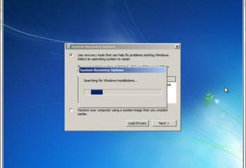 Bootmgr brakuje: co robić? Jak naprawić Bootmgr brakuje na Windows 7 i Windows XP