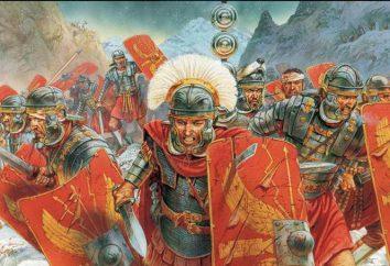 Guardia pretoriana: descripción, características, historia y hechos interesantes