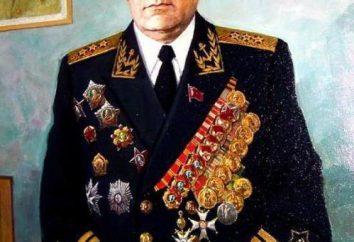 Admiral Golovko Arseniy Grigorevich: photos et biographie
