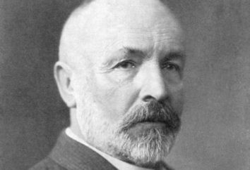 Georg Cantor: la teoría de conjuntos, biografía y matemáticas familia
