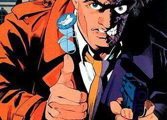 Harvey Dent (Two-Face) – postać z filmów o Batmanie
