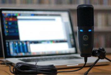 Wie man Stimme vom Mikrofon an Ihren Computer aufzeichnen: eine ausführliche Anleitung