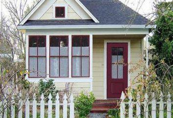 casa mais barata. Como construir uma casa barata