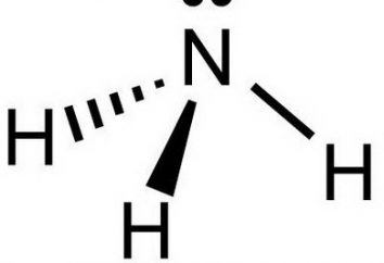 Qu'est-ce que l'ammoniac? Propriétés de formule et de l'ammoniac
