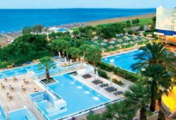 Hotel Blue Sea Beach Resort 4 * (Faliraki, Grecia): descripción, comentarios