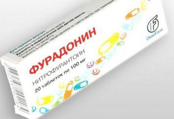 """""""Furadonin"""" – un antibiotico o no? Il farmaco """"furadonin"""": azione, i benefici, le controindicazioni"""