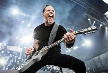 """Solista """"Metallica"""" Dzheyms Hetfild: biografia, zdjęcia i ciekawostki"""