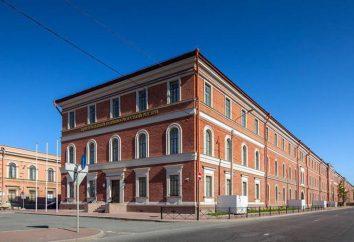 Musée Naval Central à Saint-Pétersbourg