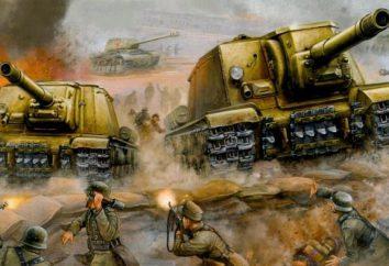 ISU-152. Hyde e vantaggi a colpo d'occhio