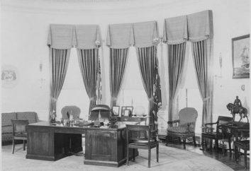 Escritório Oval na Casa Branca