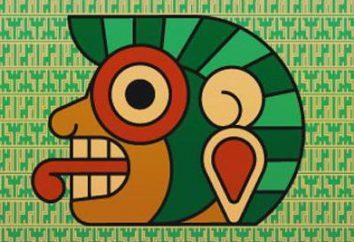 O simbolismo do Aztec: Tatuagem