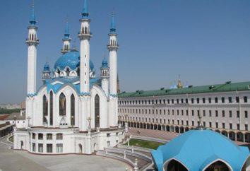 Kazan – uma cidade de mesquitas. Bela Mesquita Kazan