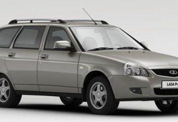 Samochód VAZ-2171. VAZ-2171: zdjęcie, opinie, specyfikacje techniczne