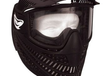 Masque de protection: types et ingrédients