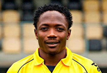 Calciatore Ahmed Musa: carriera,