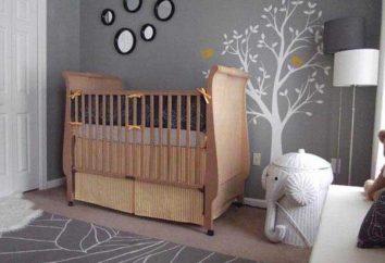 Raum für ein Neugeborenes – eine Welt geschaffen mit Liebe
