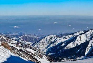 Stazioni sciistiche in Kazakistan – una grande opzione per una vacanza economica, in qualsiasi momento dell'anno