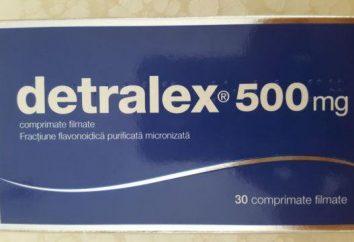 Detralex: skutki uboczne i przeciwwskazania do stosowania