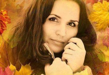Irina Samarin-Maze. Biografia, poezja