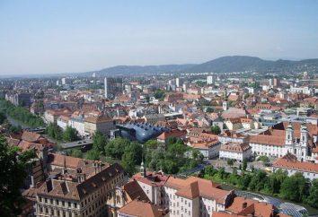 Austria: ciudades y centros turísticos