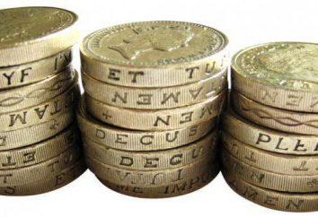 Monete d'Inghilterra – un ottimo investimento per il futuro!