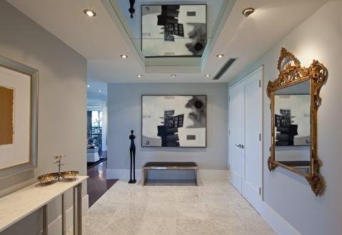 lustrzanym sufitem zdj cia lustro sufit podwieszany lustrzane sufity w azience. Black Bedroom Furniture Sets. Home Design Ideas