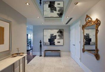 plafond en miroir: photo. Miroir plafond suspendu. plafonds dans la salle de bain Mirrored