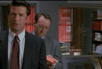 """El thriller dramático """"Glengarry Glen Ross"""" (""""Los estadounidenses"""")"""
