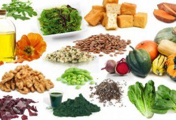 Gli acidi grassi insaturi negli alimenti