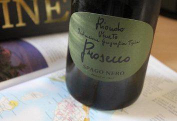 Dry Prosecco spumante. Champagne e Prosecco – qual è la differenza?