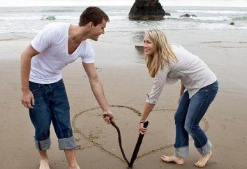 Psicología de las relaciones: cómo recoger las chicas de palabras bonitas