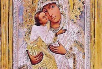 """Rosyjski kapliczki: ikona """"Czułość"""" – wartość obrazu i modlitwy"""