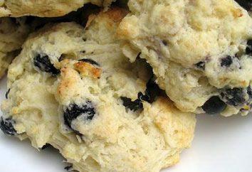 biscuits au fromage cottage « Triangles » de – un retour à l'enfance