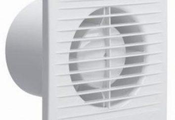 La scelta di un ventilatore in bagno