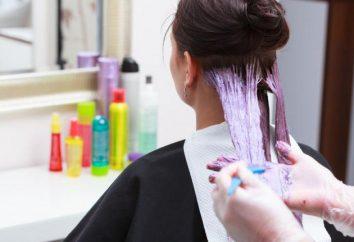 """""""Matrix"""" (barwnik włosa) opinii. Profesjonalna seria farbowanie Matrix: Paleta"""