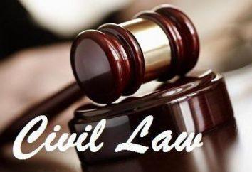 Das Verhältnis der Bürgerrechte mit den anderen Zweigen des Rechts: die Beschreibung, Beispielen und Funktion
