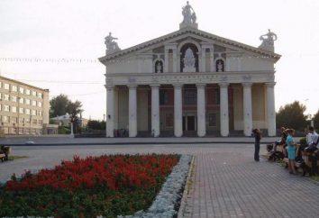 Drama Theater (Nizhniy Tagil): Geschichte und Poster